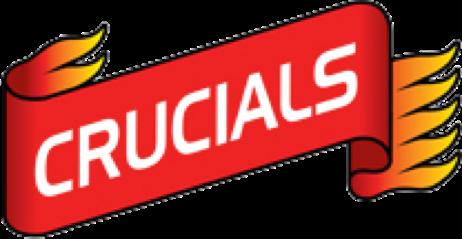 Crucials Sauces Logo