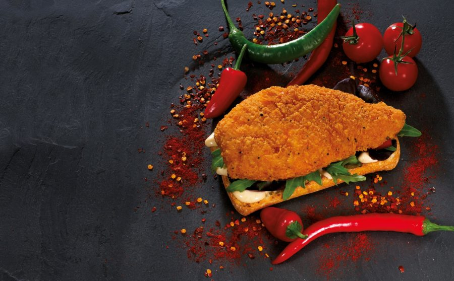 Hot & Spicy Fillet Burger